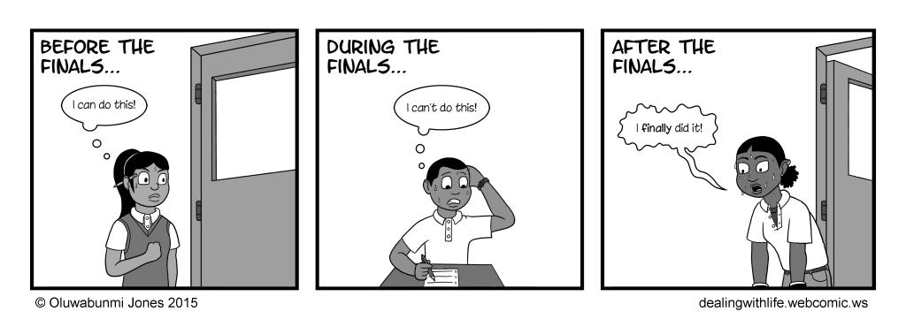 11 - Finals Week