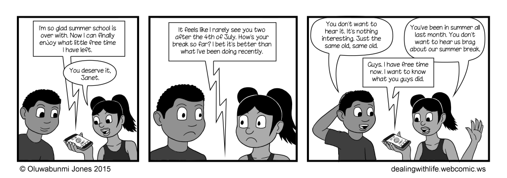 20 - July Recap #1