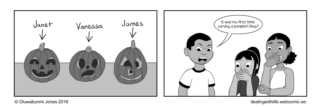 52 - Pumpkin Carving