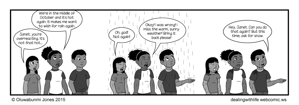35 - Changing Weather